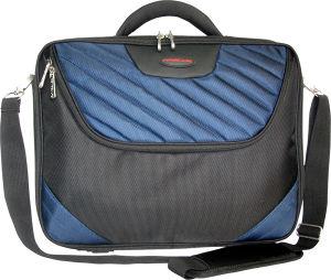 Laptop Notebook Single Shoulder Computer Nylon Function 15.6′′ Laptop Business Bag pictures & photos