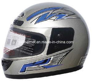 Full Face Helmet / Motorcycle Helmet (804)