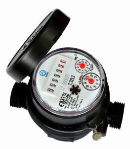 Single Jet Water Meter (D3-7+2-2) pictures & photos