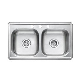 Stainless Steel Welded Bowl Sink-4