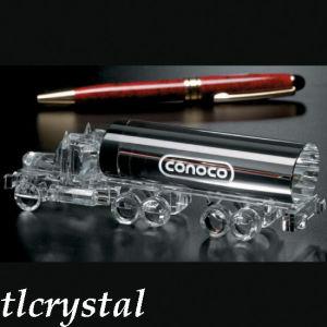 Crystal Model-Crystal Tanker Truck (TL09080305)