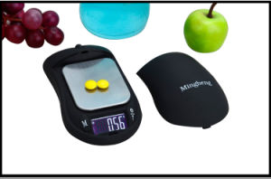 Mini Portable Mouse Shape Digital Jewelry Scale pictures & photos
