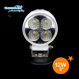 "3"" 12W 900lumen Tractor LED Work Light pictures & photos"