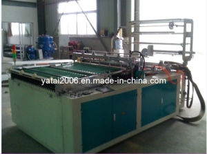 Side Sealing Thermal Cutting Machine (YT-800-1000BF) pictures & photos