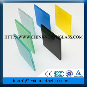 Clear or Colored mm Bullet Proof Laminated Glass pictures & photos