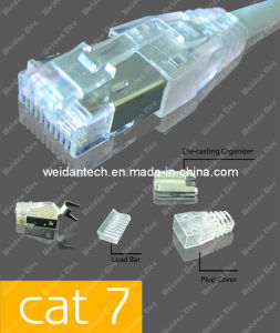Telecom Grade Professional 600MHz Cat7 Network Cable pictures & photos
