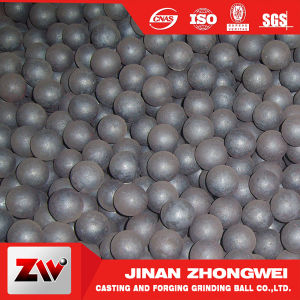 Grinding Hot   Rolling Ball   for Mining Cement and Power Station pictures & photos