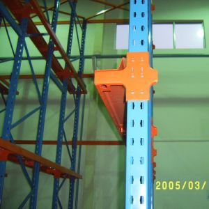 New Function Standard Heavy Duty Drive-in Pallet Shelf Rack pictures & photos