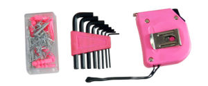 149PCS Best Selling Pink Women Tool Kit (FY149B) pictures & photos