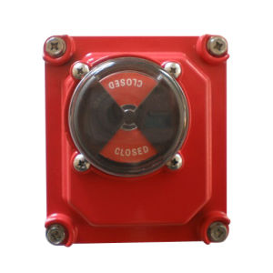 Valve Accessories Red Limit Switch Box (YS-500M)