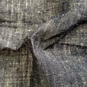 100% Nature Hemp Jean Fabric for Garment (QF13-0086) pictures & photos