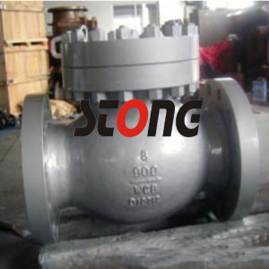 ANSI Cast Steel 900lb Swing Check Valve pictures & photos