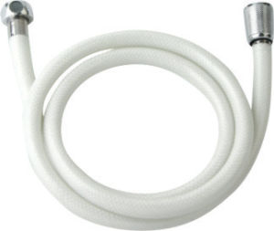 PVC Net-Thrdad Shower Hose (R18) pictures & photos