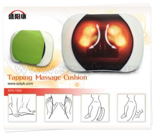 Back Massage Cushion (CE, RoHS) (SYK-705B)