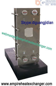 Diguang Stainless Steel Plates Gasket Plate Heat Exchanger