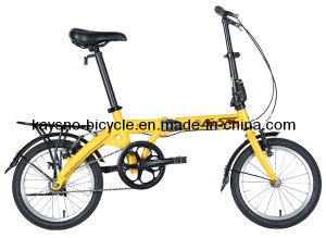16 Alloy Folding Bicycle (KSN-FB-02)