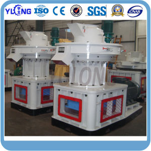 1 Ton/Hour Yulong Straw Pellet Mill pictures & photos