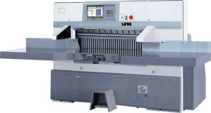 Series Program Control Paper Cutter -2