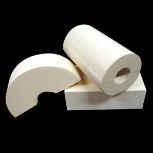 Calcium Silicate Pipe pictures & photos