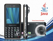 Camera Zoom Mobile Phone (T1589)
