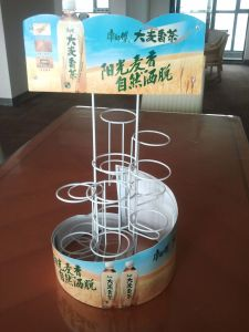 Drink Wire Display Stand/Rack