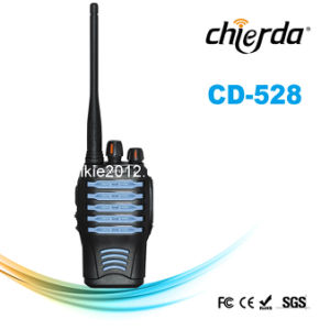 IP66 Dustproof &Waterproof Transceiver CE/FCC 2 Ways Radio (CD-528)