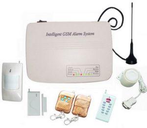 GSM Wireless Burglar Alarm System (ATS-802)