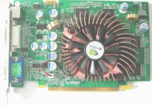 Gaphic Card NVIDIA 8600GT