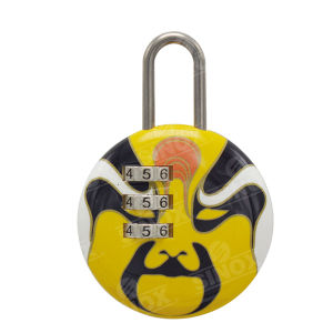 Chinese Culture Style Luggage Traveling Gift Padlocks pictures & photos