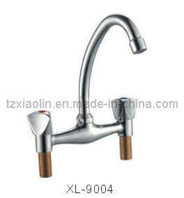 Double Knob Kitchen (Sink) Mixer (XL-9004)