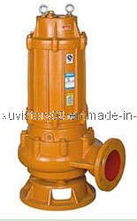 CE-Approived High Qualitycast Iron Sewage Water Pump (200QW380-25-45) pictures & photos