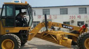 Motor Grader China Price with Good Quality 160HP Motor Grader for Sale pictures & photos