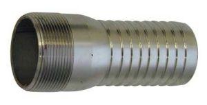 King Combination Steel Nipple Mnpt X Hose Barb pictures & photos