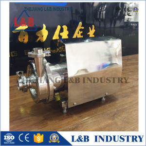 Food Grade Stainless Steel Centrifugal Pump for Water on Sale pictures & photos
