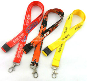 Custom Polyester Heat Transfer Lanyard China Wholesale pictures & photos