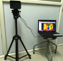 Human-Body Temperature Checking Infrared Thermal Camera pictures & photos