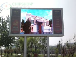 Chipshow P16 Outdoor Full Color Advertising LED Display Sign pictures & photos