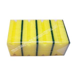 Groove Sponge Scouring Pad (HM1010)