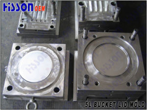Thin Wall PP Plate Injection Mould pictures & photos