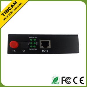 10/100m Internal FC Single Fiber Optical Media Converter