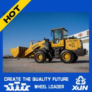 Grain Loader Seed Loader High Arm Wheel Loader with 2cbm Large Bucket Zl26 pictures & photos