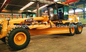 Earth Moving Equipments Motor Grader Xjn Py220 pictures & photos