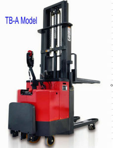 Full Electric Stacker 1.5ton