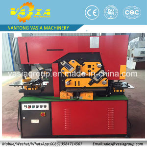 Iron Worker Machine for Punching and Shearing pictures & photos