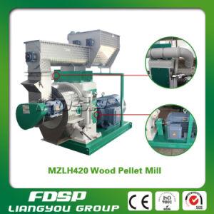 Best Selling 0.8-1.2 T/H Ring Die Wood Pelletizer Machine pictures & photos