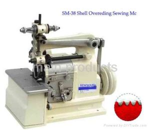 Shell Overlocking Sewing Machine