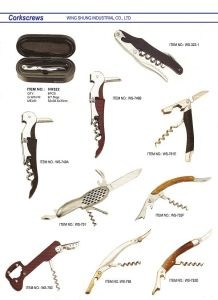 Multifunctional Corkscrews (WS-749A/B) pictures & photos