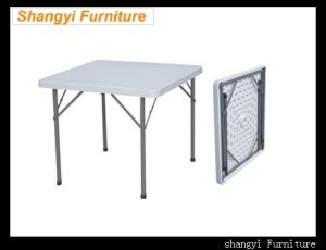 87cm Portable Dining Folding Table (SY-87F) pictures & photos