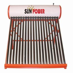 Non Pressure Solar Water Heater (SP-470-58/1800-20-R) pictures & photos