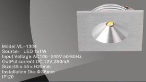 Hotel LED Light (VL-1304) 1*1W